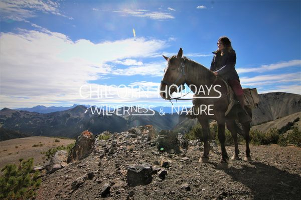 A compact story of a Chilcotin Holidays adventure