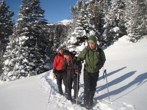 Chilcotin Holidays Winter Adventures