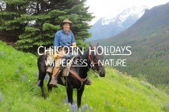Guest Ranch adventures that turn novice riders into advanced riders