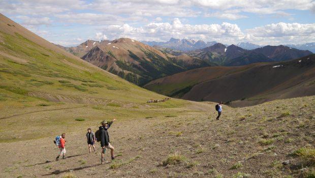 Chilcotin Holidays Hiking adventure