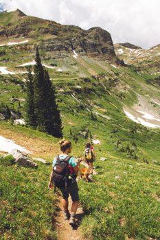 Hikings trips south chilcotin british columbia