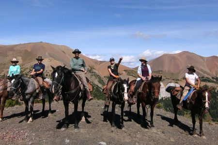 Pack Trips Chilcotin Mountains