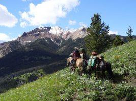 Riding to Spruce Lake 3 resize