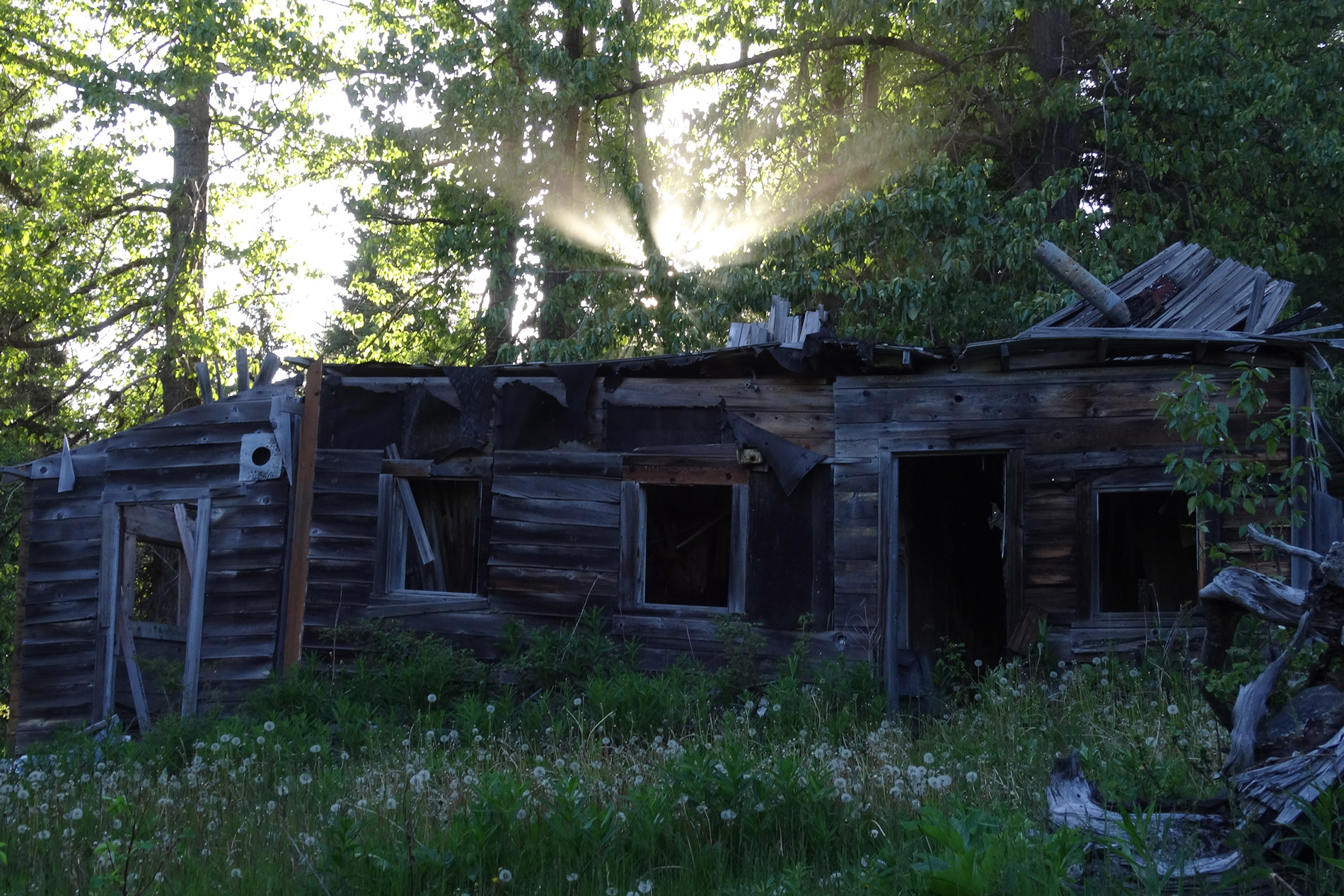 Ghost Town Photography Tours
