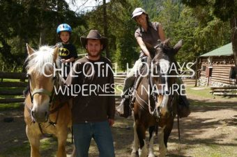 Chilcotin Holidays Adventurer