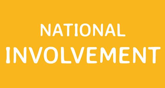 National Involvement