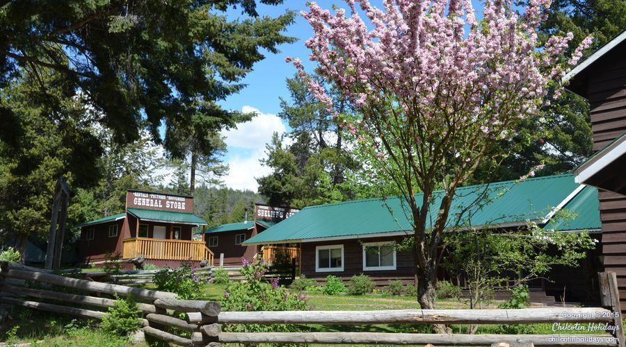 Chilcotin Holidays Ranch