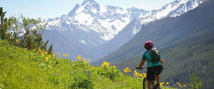 Chilcotin Holidays Mountain Biking adventures