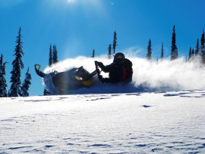 Snowmobile Vacations